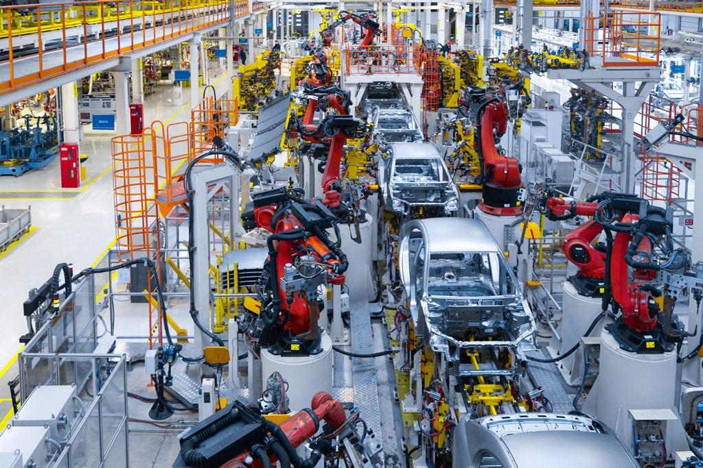 Automotive Produktion