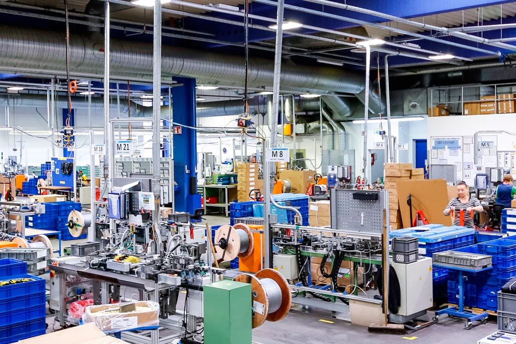 nova Industriedienstleistungen Fertigung