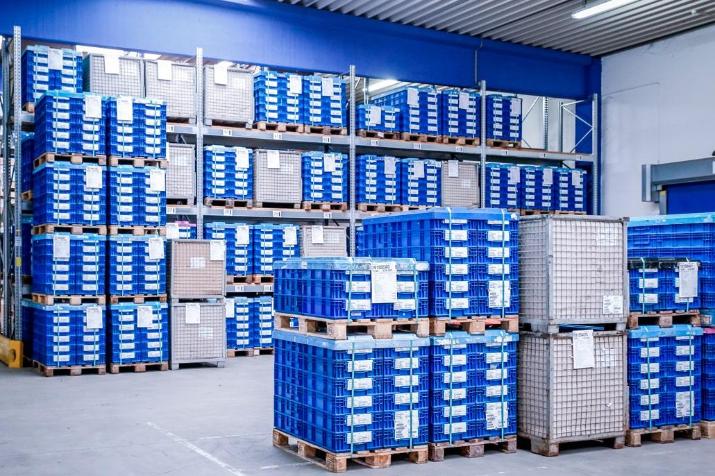nova Industriedienstleistungen Lagerung